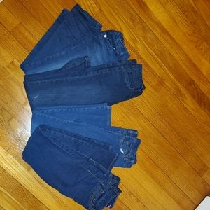 The Childrens Place assorted jeans - 4 pair!!!👖